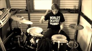 I Prevail -Blank Space(Taylor Swift) -Drum Cover