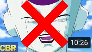 10 Times Frieza Was NOT Actually A Pretty Chill Guy