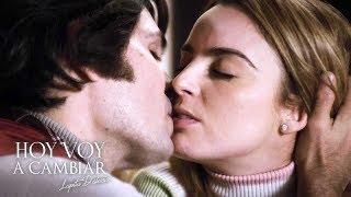 Hoy voy a cambiar | Lupita D'Alessio se besa por primera vez con José Vargas