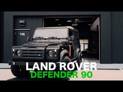 THE PERFECT RESTOMOD DEFENDER 90??
