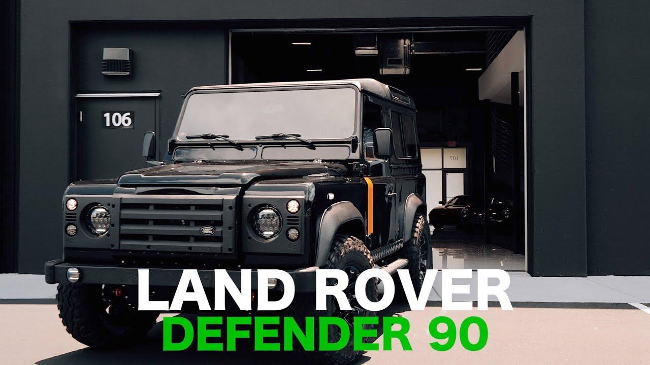 land rover defender puma fuse box [ 1280 x 720 Pixel ]