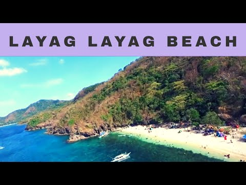 Layag Layag Beach - New paradise found near Manila