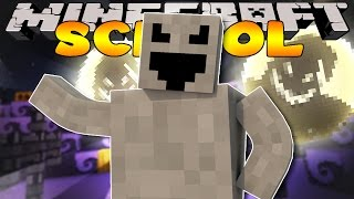 Minecraft School - VISITING HALLOWEEN TOWN - TRICK OR TREAT! #3
