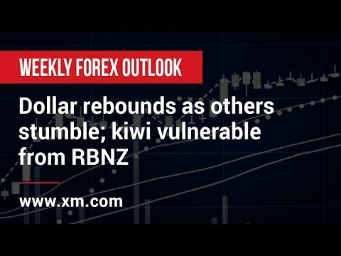 Weekly Forex Outlook: 08/02/2019 - Dollar rebounds as others stumble; kiwi vulnerable from RBNZ