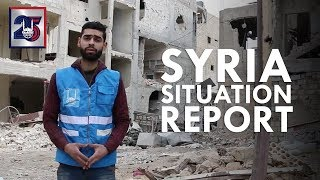 Syria Situation Report - Islamic Relief USA