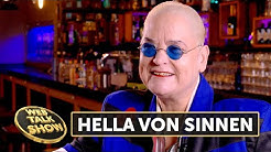 """Hella von Sinnen: """"Ich vermisse Dirk Bach wahnsinnig!"""""""