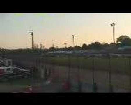 Lafayette County Speedway B-Mod Heats