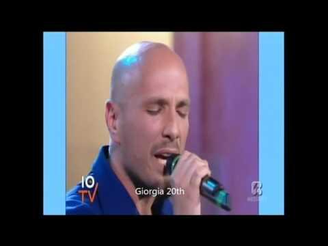 """Alex Baroni """"Dicitincello vuje"""" - Viva Napoli 1997"""