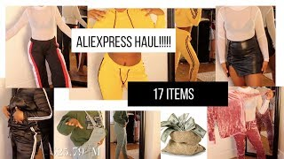 MY FAVORITE ALIEXPRESS HAUL EVER!!!| ONLY $180