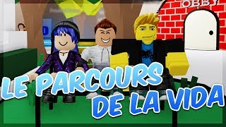 THE ROUTE OF LA VIDA! - ROBLOX WITH MARY