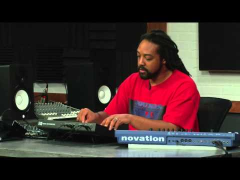 Music Sampling with the Maschine