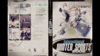 ESPN International Winter Sports 2002 - Menu Theme