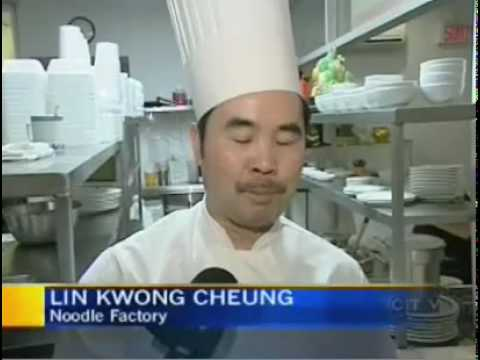 Noodle Factory on CTV