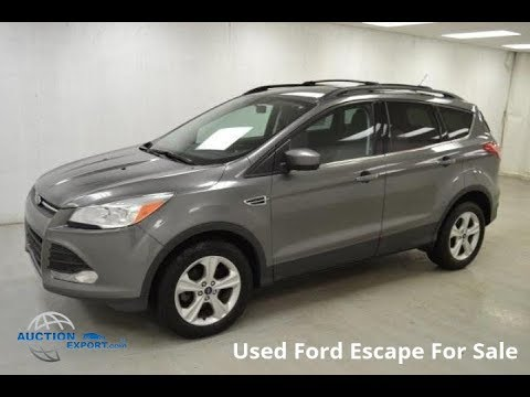 used ford escape for sale in usa worldwide shipping youtube. Black Bedroom Furniture Sets. Home Design Ideas