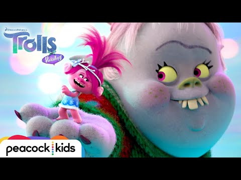 "Trolls Holiday: ""Holiday"" Song Clip 