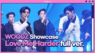 Download lagu WOODZ (조승연) - Love Me Harder (파랗게 쇼케이스 무대 full ver.)