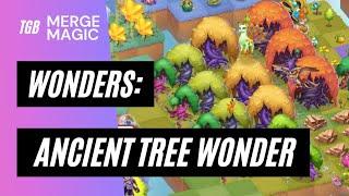 Merge Magic Wonder: Ancient Trees •☆☆☆