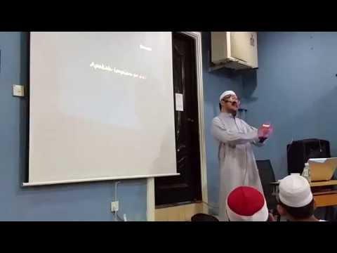 Prof Dr Muhd Kamil Ibrahim @ ASIQS: Hadiah Buat Anak