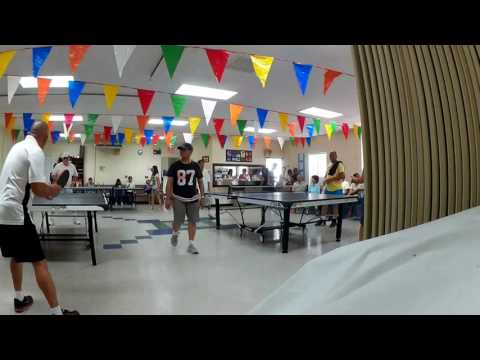 Pingpong Tournament  (Cont'd)
