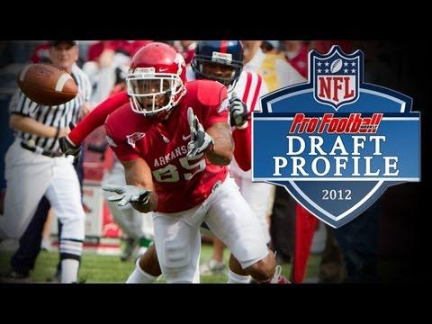 Arkansas WR Greg Childs Draft Profile