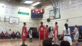 Laser Nation Sports on NTA News: Stampeders vs. FLHS Basketball (Girls)
