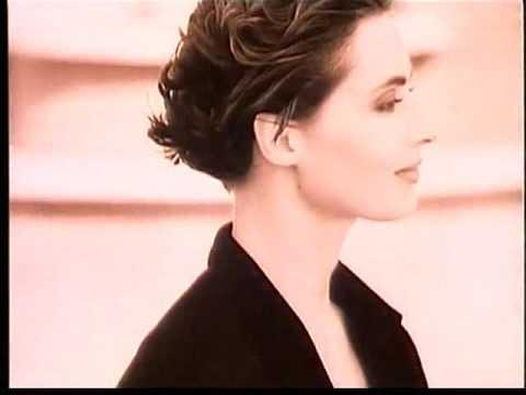 Trésor de Lancôme, with Isabella Rosselini 1991