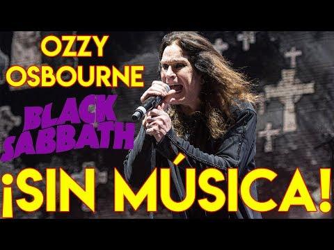 ¡Así Suena Ozzy Osbourne Sin Música! - Black Sabbath