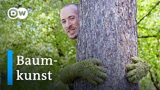 Kunst mit Pflanzen von Monsieur Plant   Euromaxx