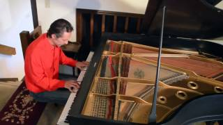 Scott Kirby Piano: Weeping Willow by Scott Joplin
