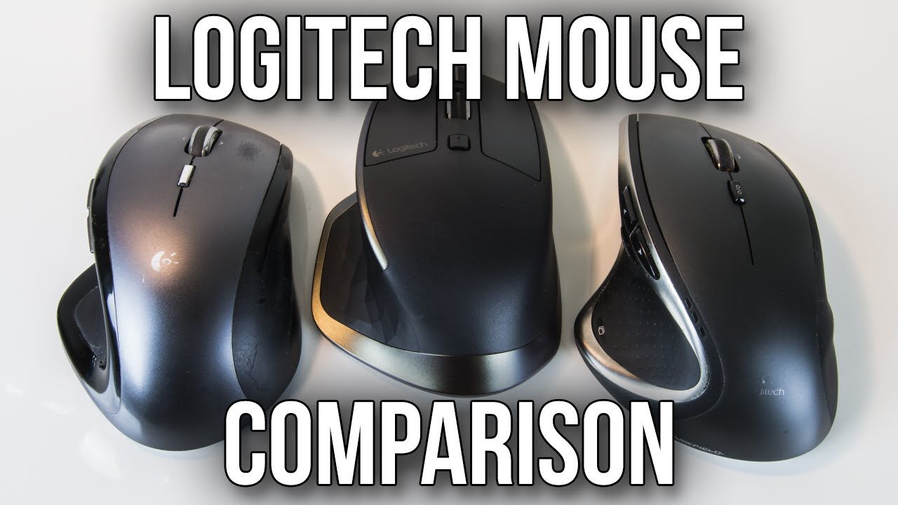 Logitech MX Master Mouse Review - It's Business Time - YouTube