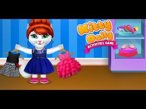 kitty daily activities game hack