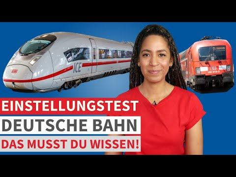 Einstellungstest | IAS-Eignungstest Deutsche Bahn (2021)