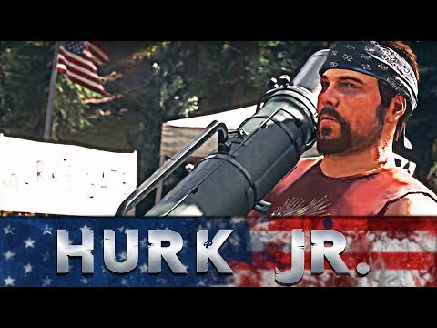 Far Cry 5 - The Hilarious Story of Hurk Jr.