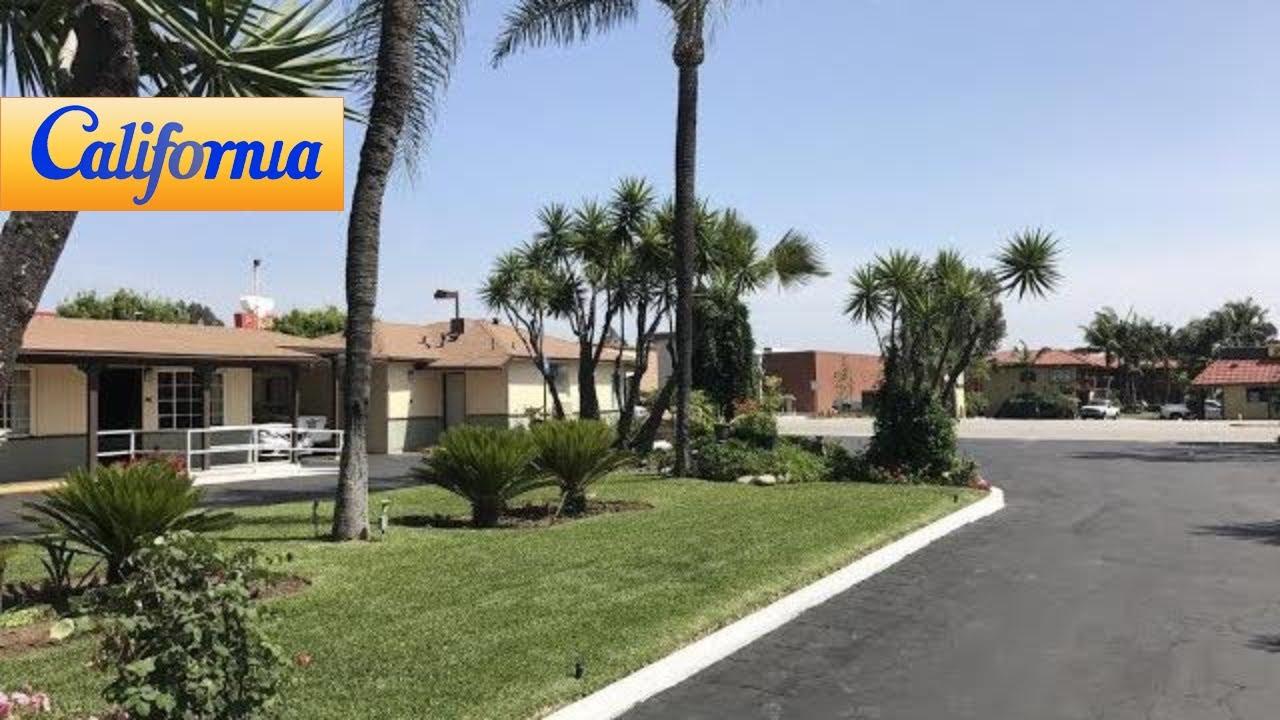 Palm Tropics Motel, Glendora Hotels - California - YouTube