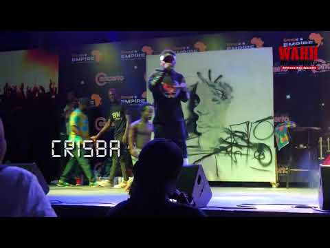 CRISBA PERFORMANCE AU WAHH 2017