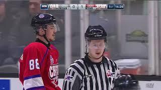 CHL/NHL Top Prospects Game 23.01.2019  Team Cherry vs Team Orr