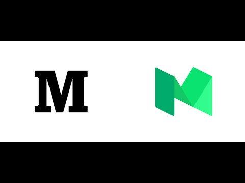 Medium Tutorial pt 1:What is Medium? Overview/Editor/Deeplinking