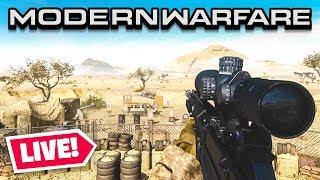 Call Of Duty MODERN WARFARE LIVE Gameplay #CoDPartner
