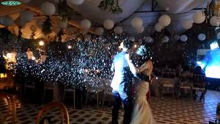 Funk Circuit™ Snow Machine Rental for an Extraordinary Wedding at Tagaytay