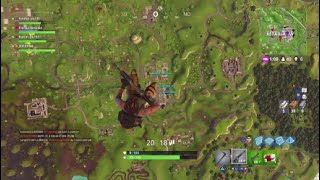 Glitch fortnite: gett at the top of the map [ps4,pc,xbox one]