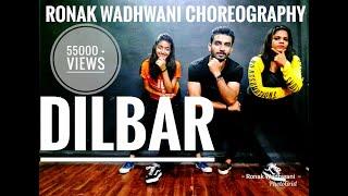DILBAR | Satyameva Jayate | Ronak Wadhwani Choreography | John Abraham, Nora Fatehi