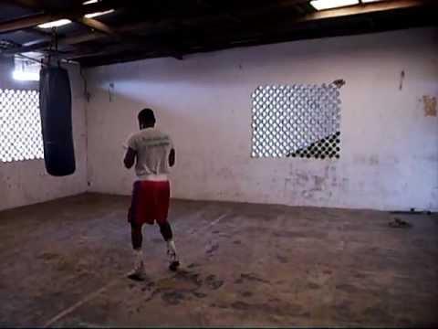 Boxin' Togo Sabou Ballogou.