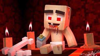 Minecraft: НУБ ПРОТИВ ДЕМОН РИТУАЛ – ТРОЛЛИНГ НЕВИДИМКОЙ И 100% ЗАЩИТА ОТ НУБОВ! MINECRAFT НУБ