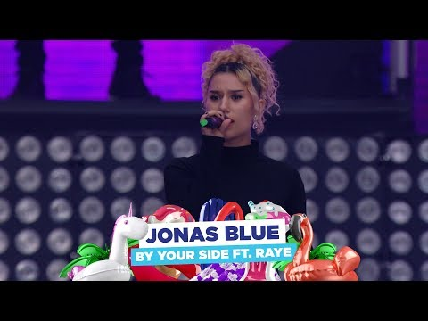 Jonas Blue - 'By Your Side' ft. Raye' (live at Capital's Summertime Ball 2018)