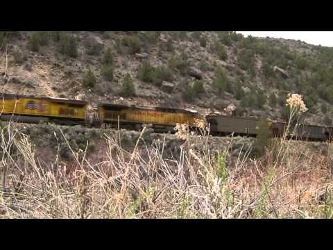 Railroad Action in Colorado - May 1 2011 (Part 3)