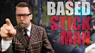 Gavin McInnes, Based Stick Man talk