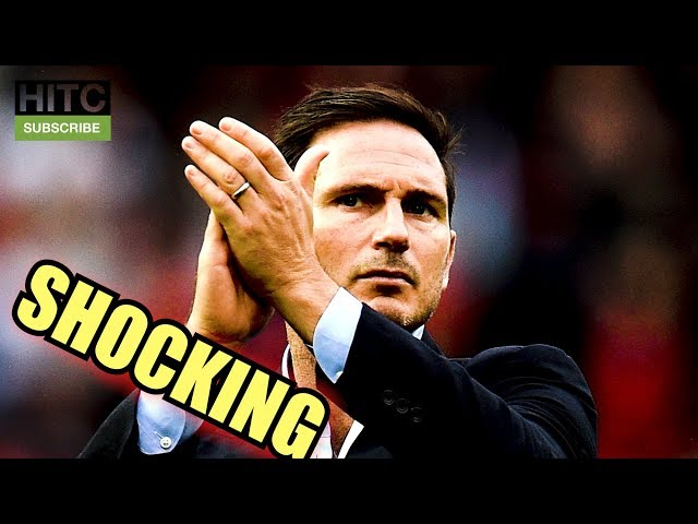 LAMPARD SMASHED ON DEBUT