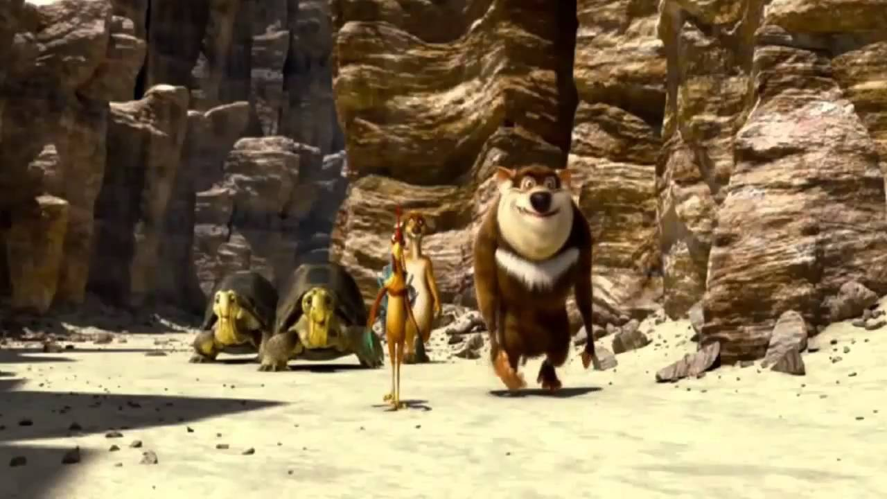 Download Animals United 3D Official Trailer
