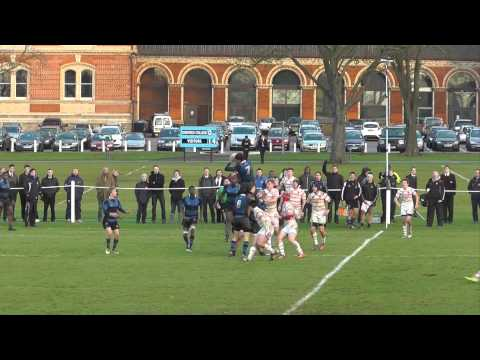 Dulwich Rugby 1st XV highlights 2012/2013