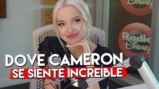 """Dove Cameron - """"Se siente increíble"""" / RadioDisneyLA"""